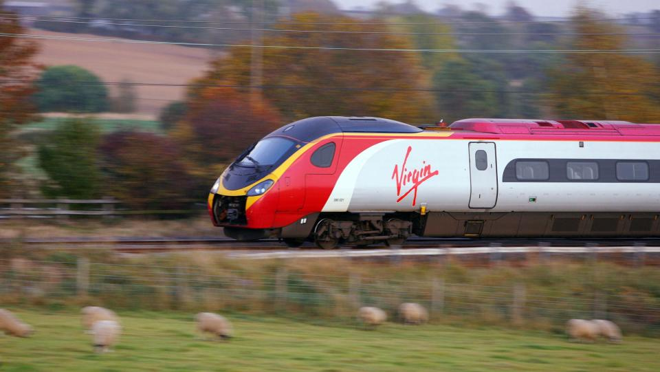 Virgin Trains launches massive seat sale with thousands of £5 Birmingham to London fares