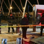 Five dead in New York river helicopter crash