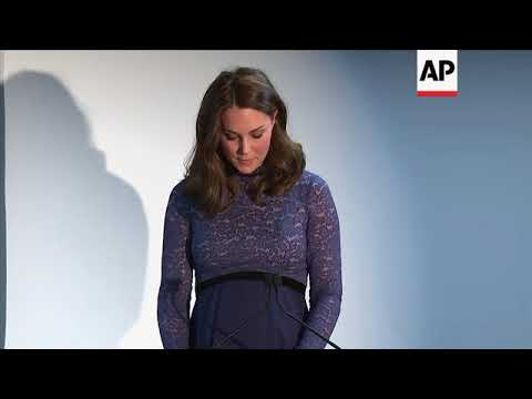 Duchess of Cambridge opens Place2Be charity headquarters