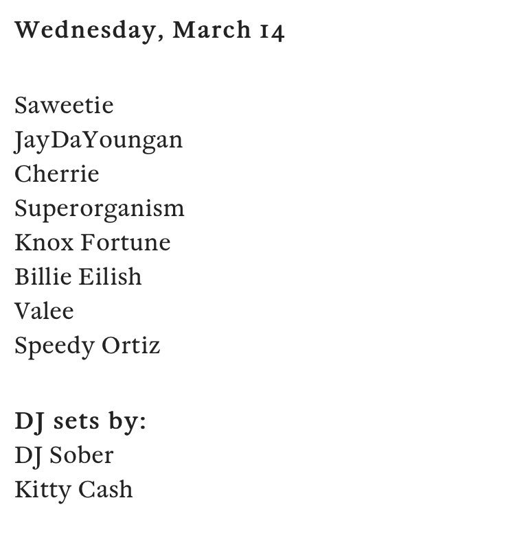 Which day of #FADERFORT are you most excited for so far? https://t.co/zCXsenWtlP