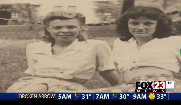 Oklahoma man reunited with lost piece of familyhistory