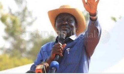 Kisumu residents give Raila Odinga 'piece of mind' over Harambee House Deal