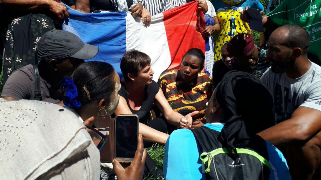 French minister arrives in Mayotte as rage grips tropical islands