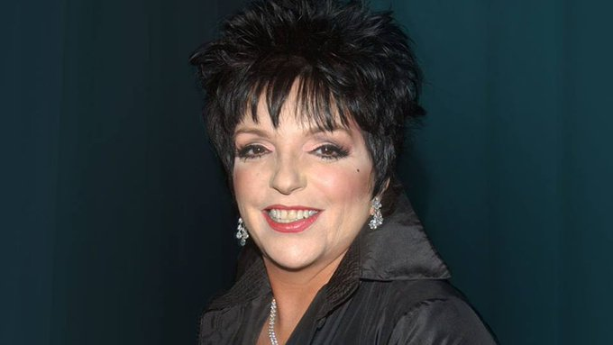 Happy Birthday to this amazing and dazzling cabaret queen, Liza Minnelli!!!!!
