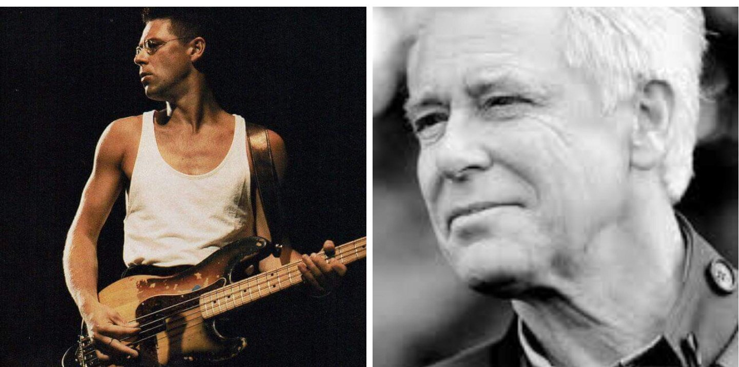 Happy 58th Birthday Adam Clayton from U2.