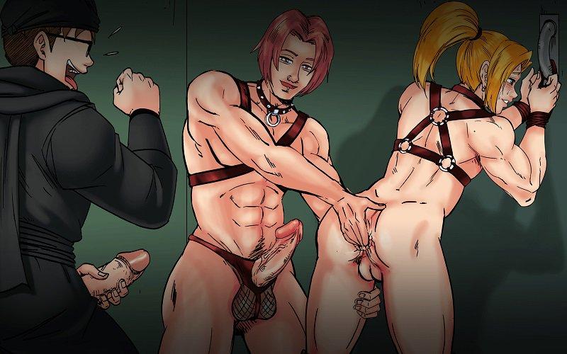 Порно Игры Геи