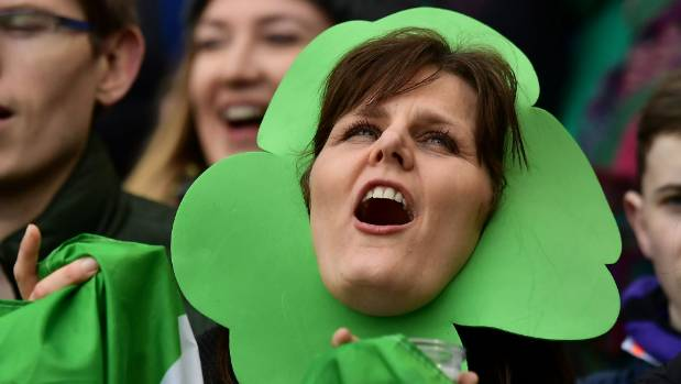 Ireland leapfrog England into second in world rankings with Grand Slam in sight