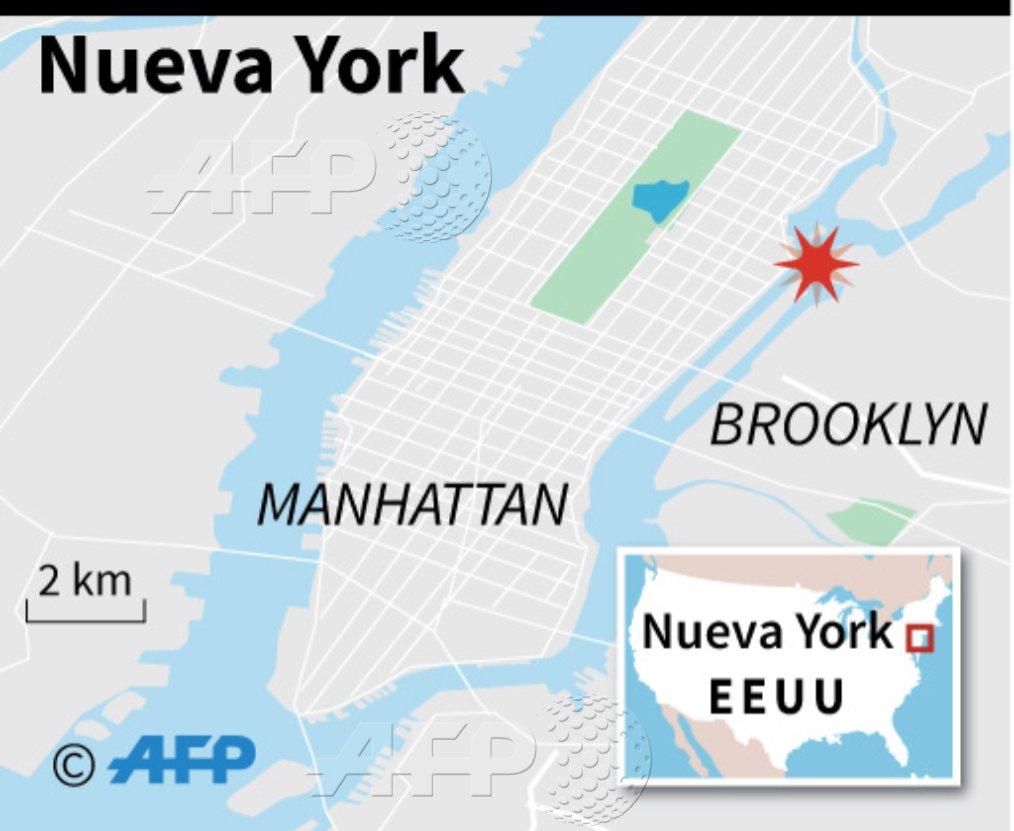 Una turista argentina, entre los muertos del helicóptero que cayó en NYC