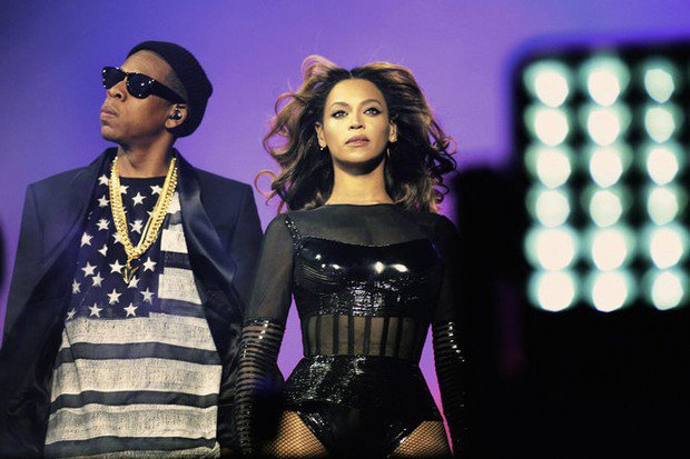 Jay-Z and Beyonce announce Cleveland stadium concert