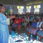 Don't misread Raila-Uhuru pact, Laboso tells Kenyans