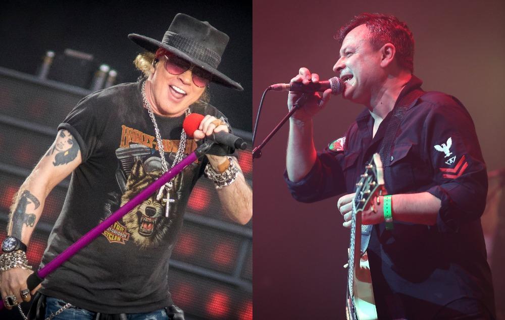 Manic Street Preachers to support Guns N' Roses on European tour https://t.co/NF4zyguBSV https://t.co/9RUZ06aZrR