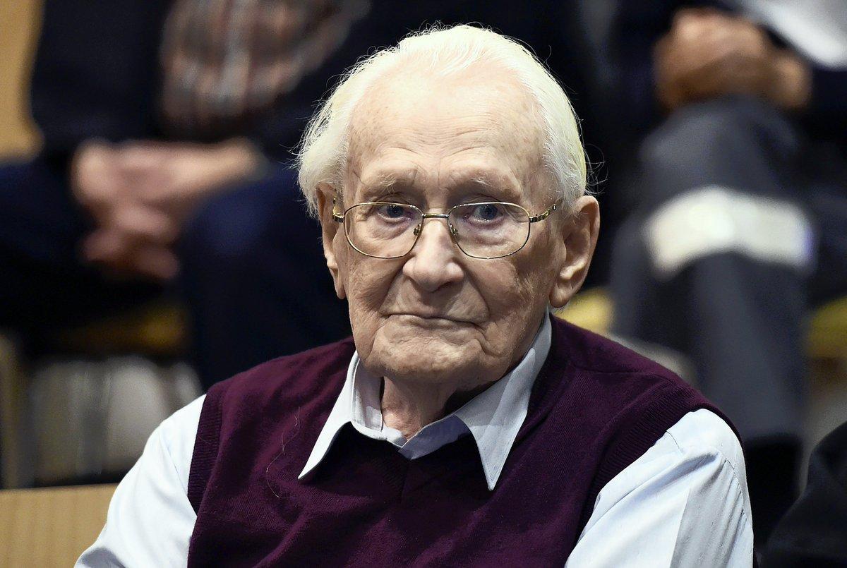 'Boekhouder van Auschwitz' op 96-jarige leeftijd overleden