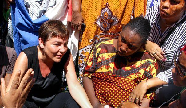 Mayotte: Girardin annonce des mesures de sécurité pour trouver une issue à la crise