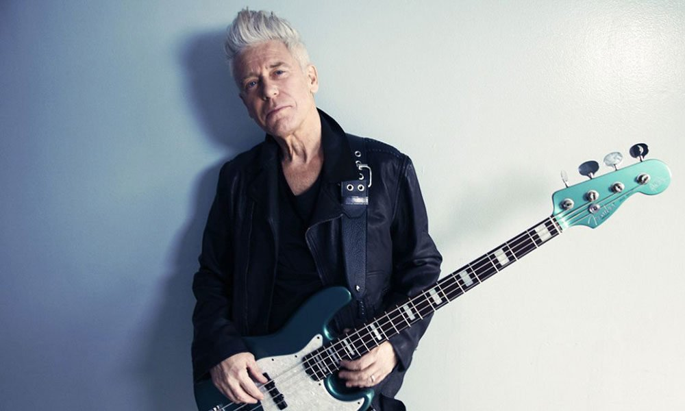 Happy birthday to Adam Clayton, bass guitarist for We can\t wait to see you in in two months!