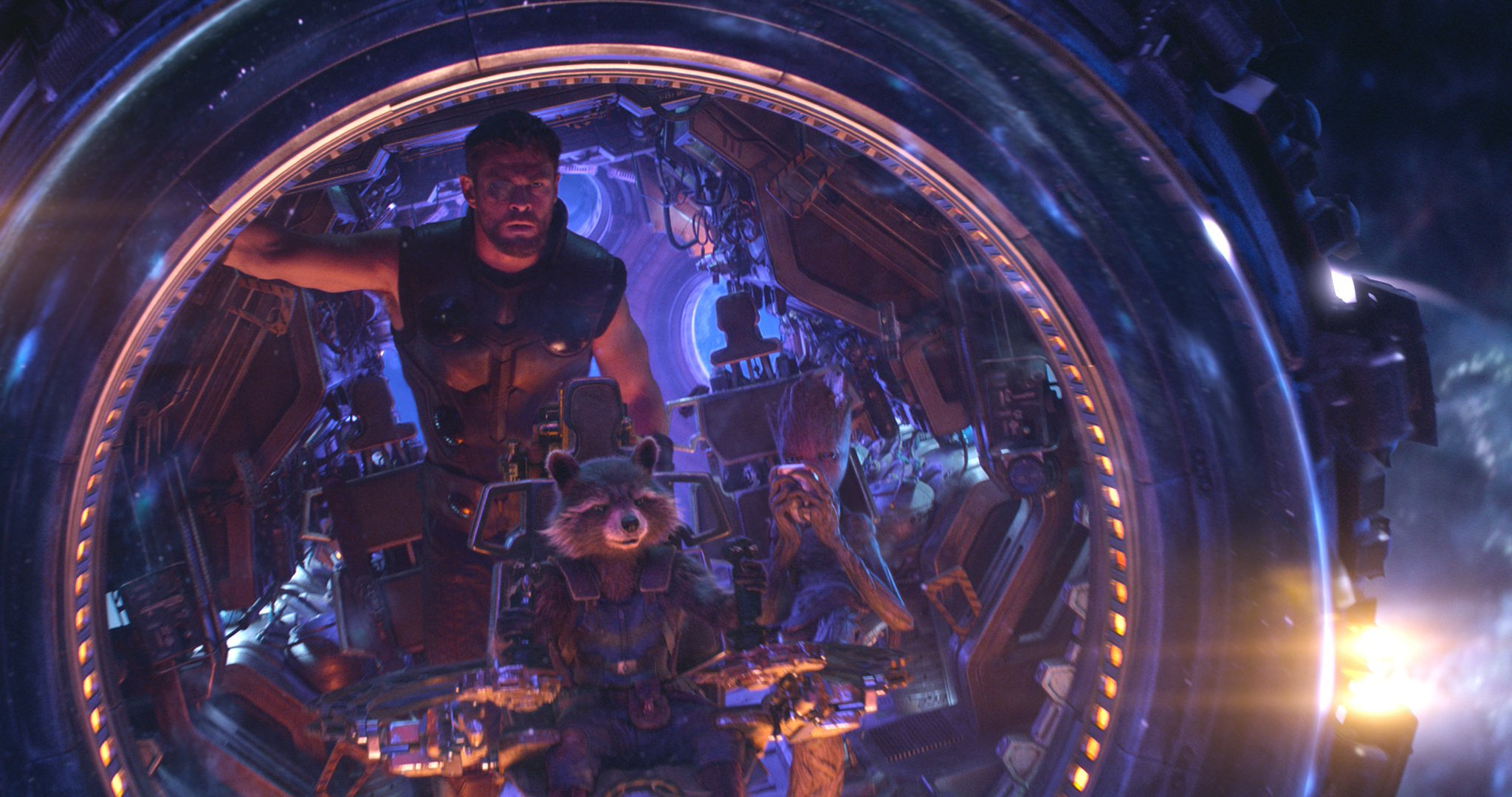 Check out these new images from @Avengers: #InfinityWar. Destiny arrives April 27th. (3/3) https://t.co/CNutmqo8QH