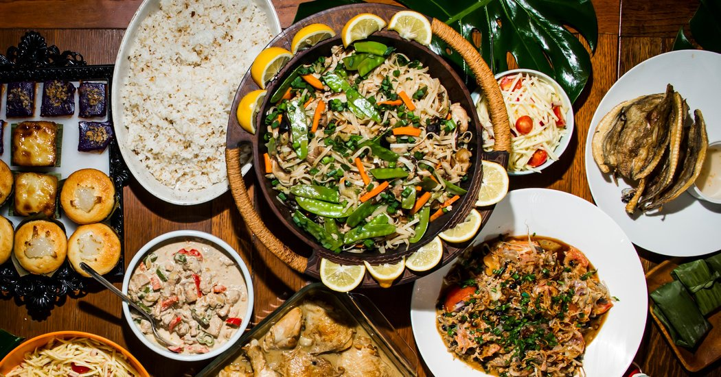 Filipino Food Finds a Place in the American Mainstream