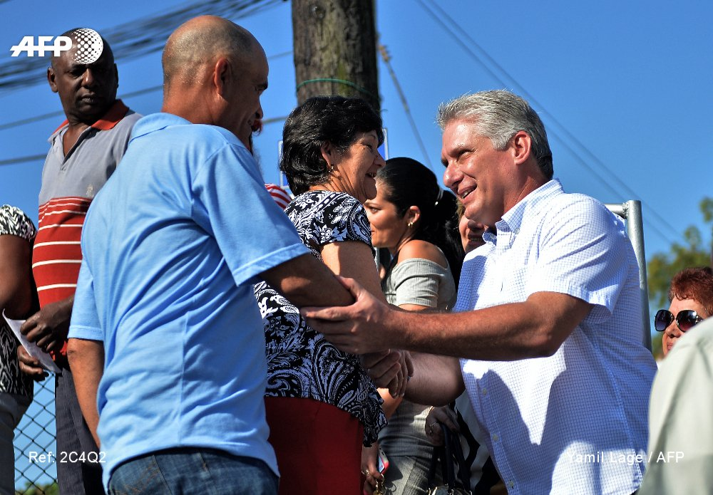 Miguel Díaz-Canel, la cara de la Cuba post-Castro