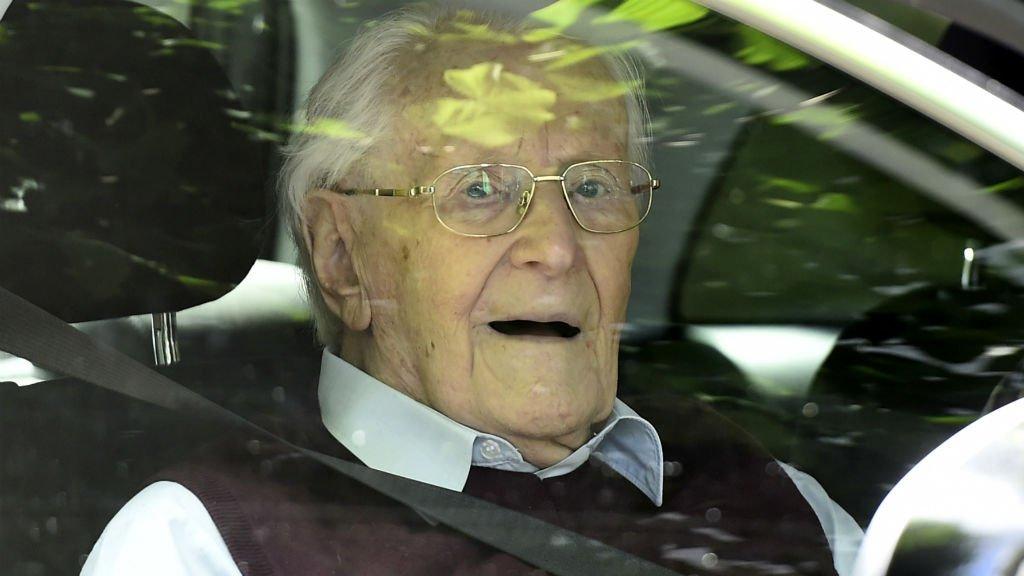 Oskar Groening, 'Bookkeeper of Auschwitz', dies aged 96