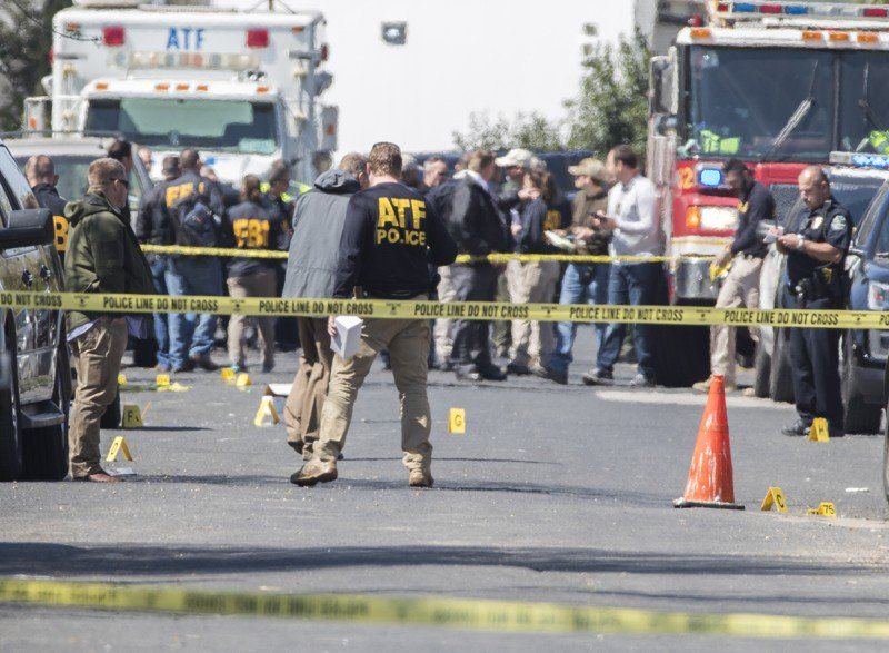 Across U.S., package bomb incidents nearly always lead to arrest
