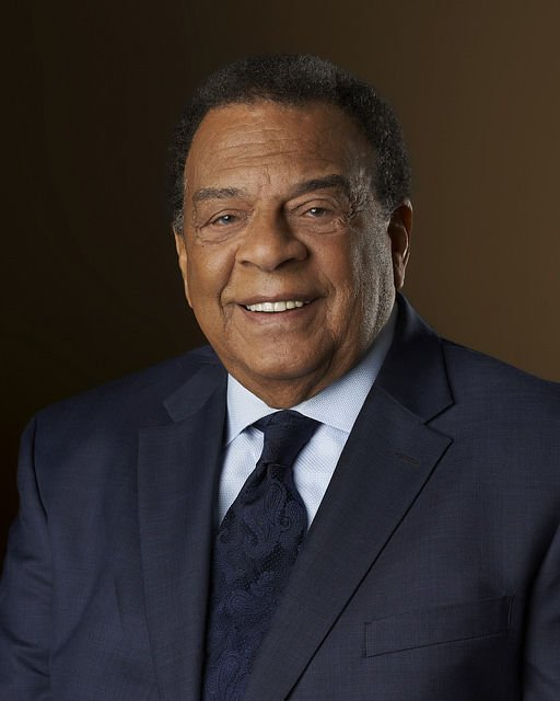 Happy Birthday to Andrew Young.