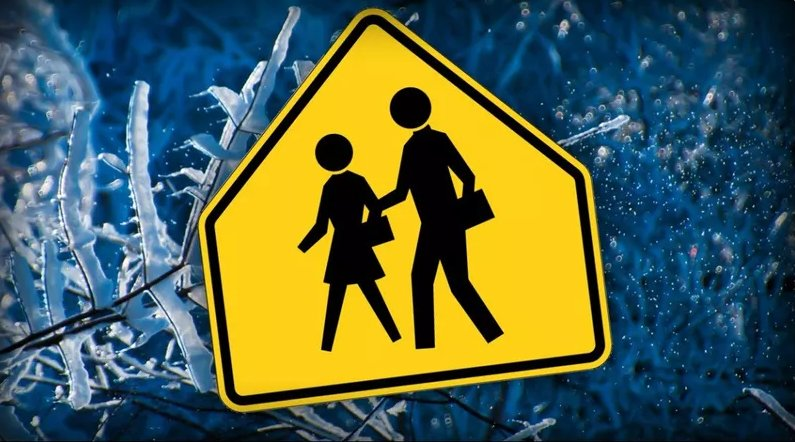 Schools announce closings, delays for Tuesday after snow, winter weather