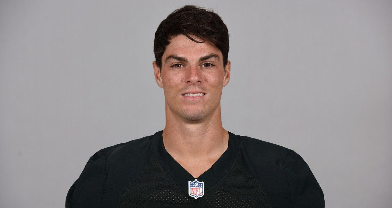 The Raiders have signed WR Griff Whalen.  More: https://t.co/6elb5tS1At https://t.co/pKmXLHeY2V