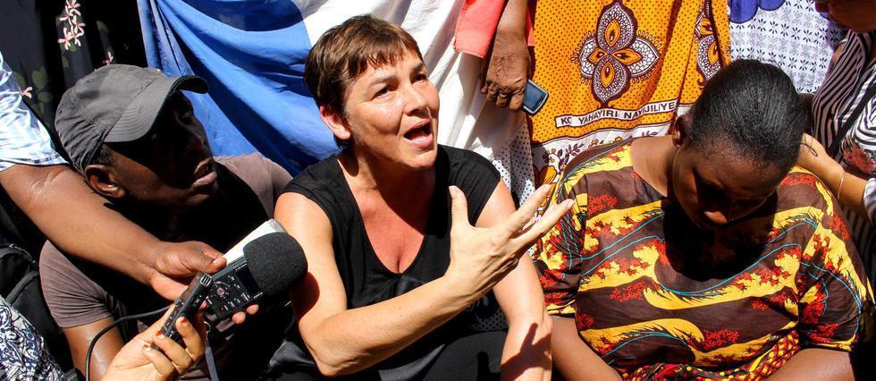 Mayotte: Annick Girardin annonce des mesures dans un climat très tendu