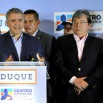 Colombia peso rallies after Duque's strong results in presidential primary