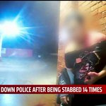 Man flags down Anadarko police after being stabbed 14 times