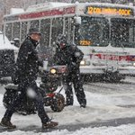 Milder impact expected from next winter storm