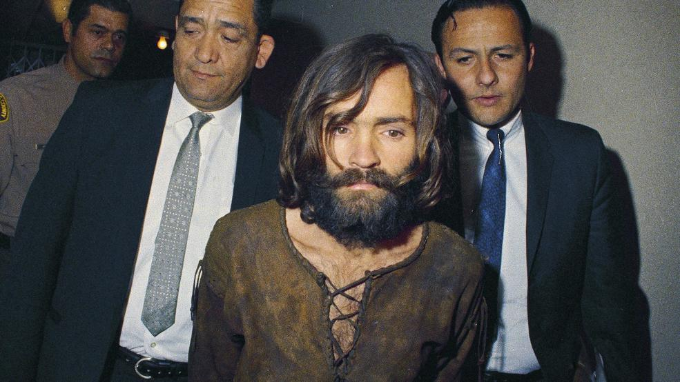 Court: Charles Manson's grandson can collect cult leader's body
