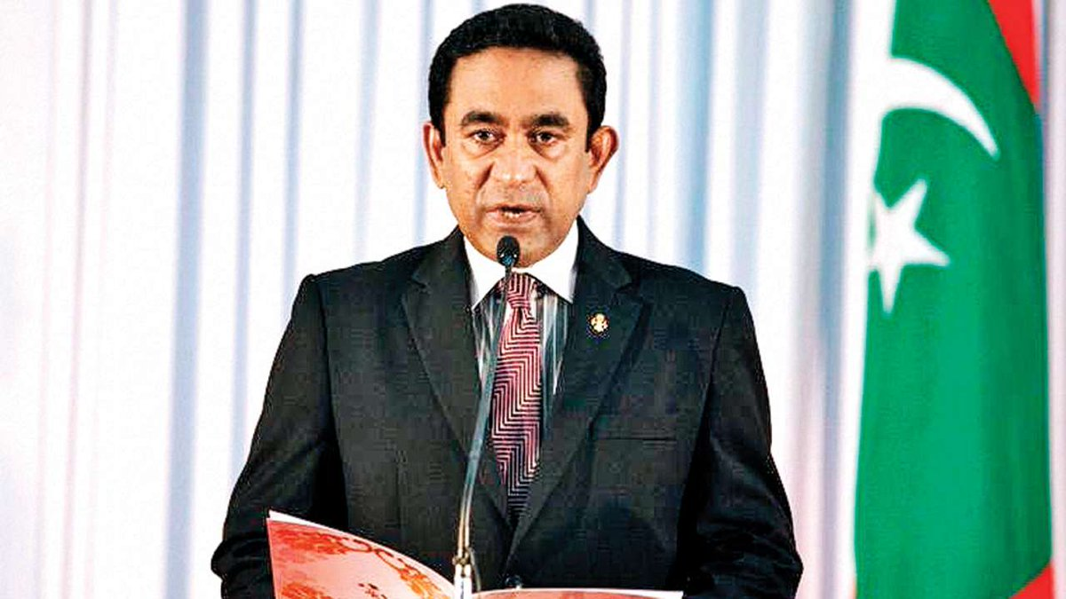 India is right in keeping out of the Maldives crisis