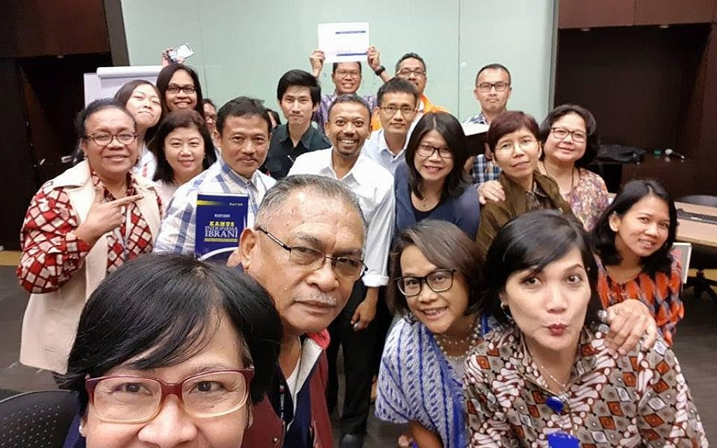 Muslim man opens first-ever Hebrew course in Indonesia