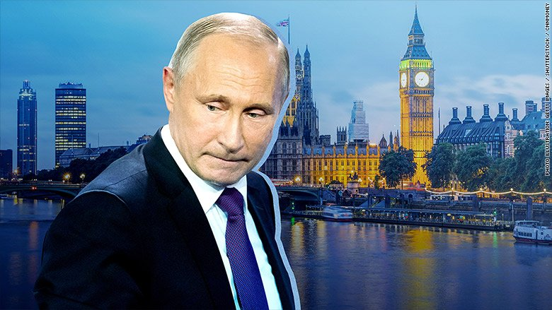 How the UK could hit back at Russia over spy attack