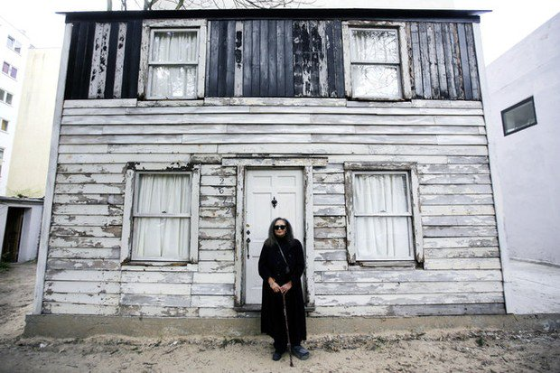 Fight over Rosa Parks home turns to First Amendment issue