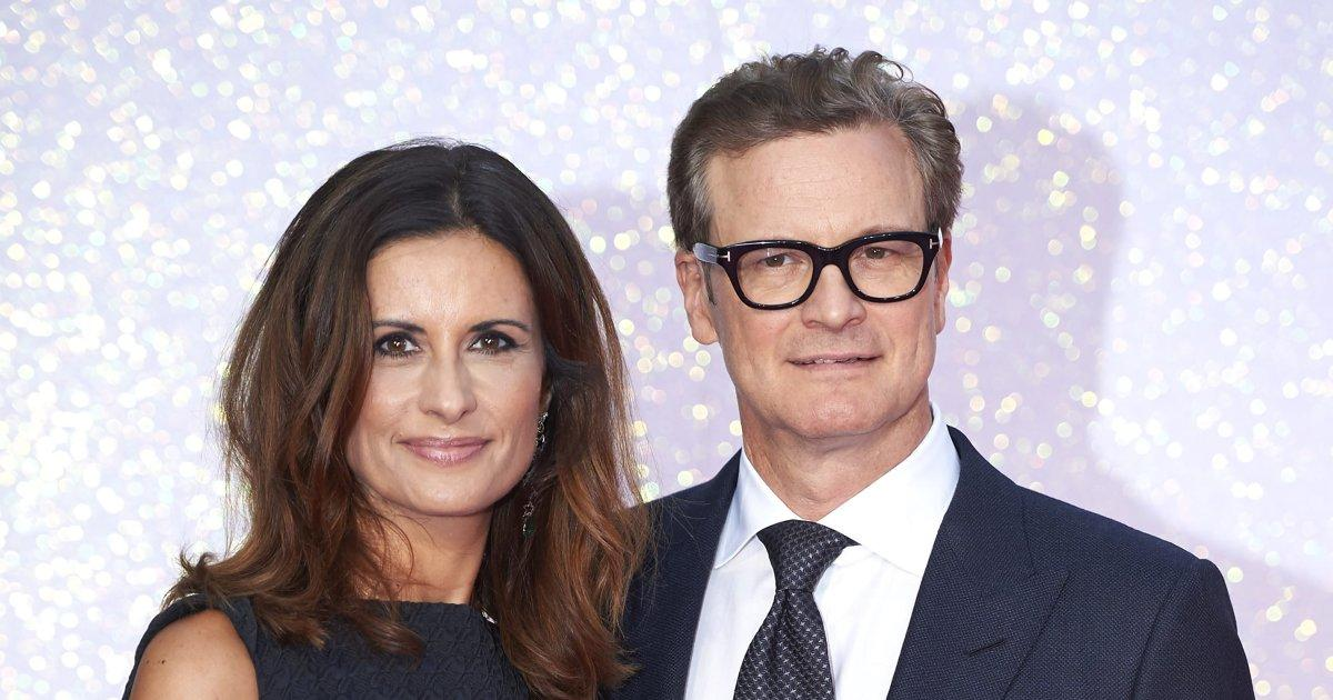 Colin Firth and wife have 'solid commitment' amid affair drama