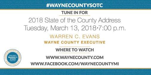 #WayneCountySOTC