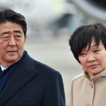 Japanese government admits it falsified documents in scandal linked to PM Abe's wife