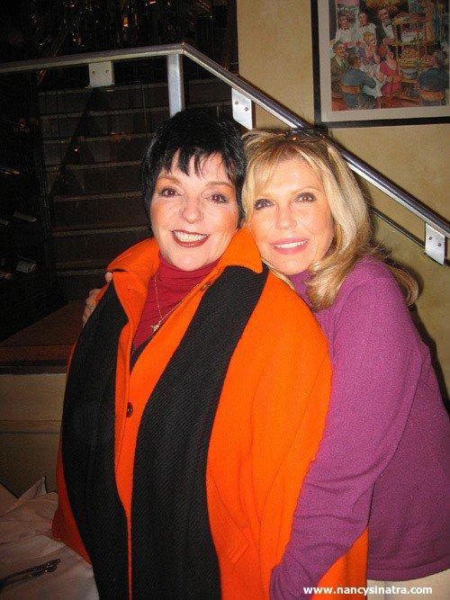 HAPPY BIRTHDAY to Liza  Minnelli. Love you, lady.