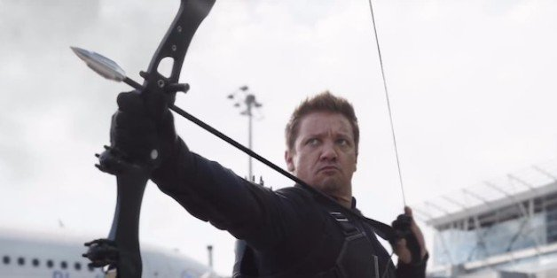 'Avengers: Infinity War': Jeremy Renner Is Promoting Hawkeye Himself https://t.co/tkkbb78B1T https://t.co/G2Dj82b0FS