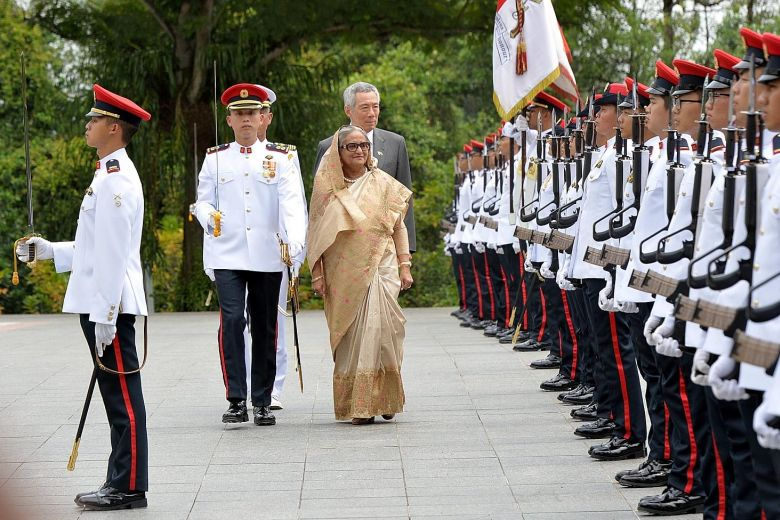 Bangladesh, Singapore keen to boost links for mutual benefit