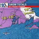 Major winter storm moves in overnight