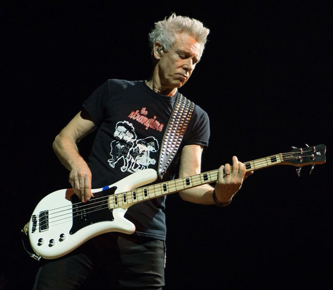 Adam Clayton of U2 (born March 13, 1960)  Happy Birthday, Adam!