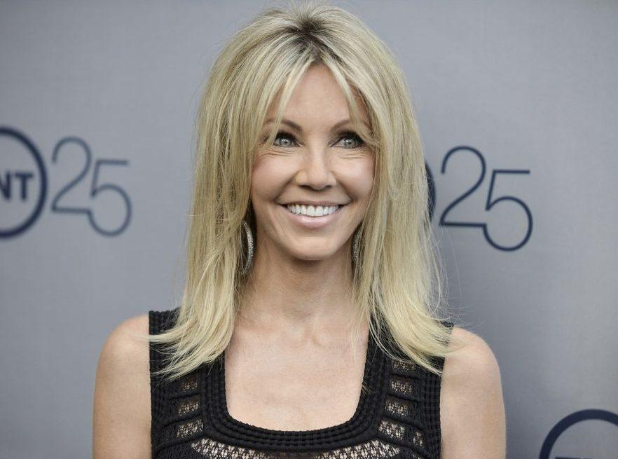 Heather Locklear hit with battery charge after dodging domestic violence felony
