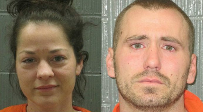 Parents overdosing on heroin, 3 children found in SUV sitting in middle of road, police say