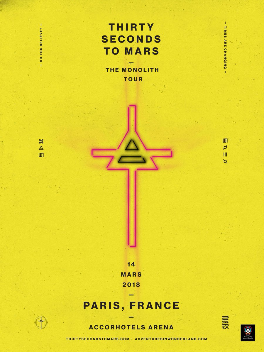 Who am I seeing in PARIS at @AccorH_Arena TOMORROW??  Tix: https://t.co/tnjRo76d21  VIP: https://t.co/JGMRSzSfYb https://t.co/ifyuckll4n