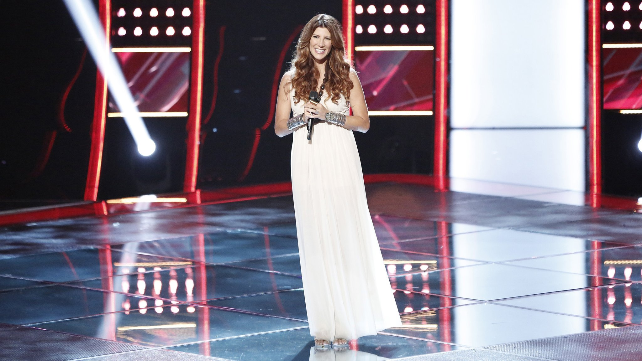 Thank you @ShanaHalligan!!! ������ I'm so blessed to have your unique talent on my team! #TeamAlicia #TheVoice https://t.co/5QYqf8o5pH
