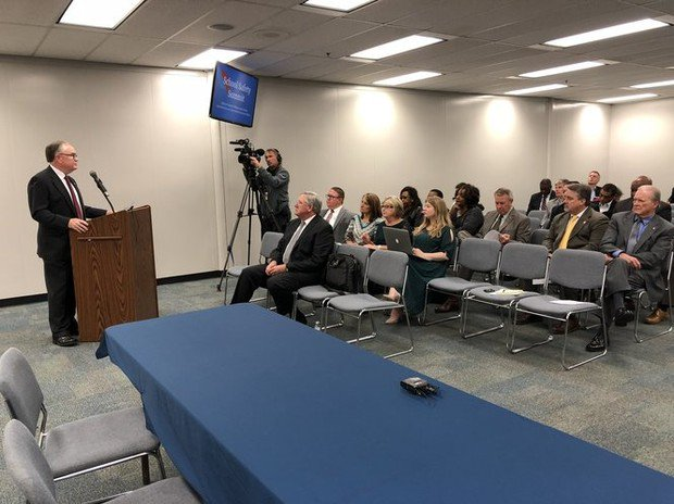 Alabama superintendents tell lawmakers what they need to keep students safe