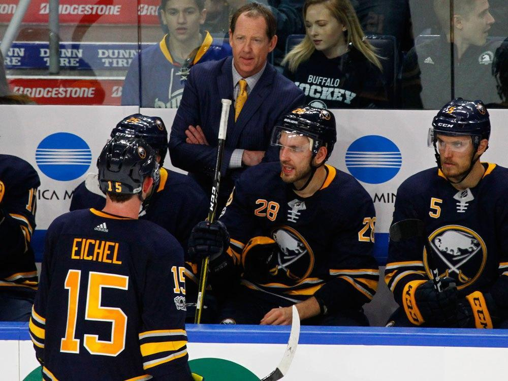 Off The Post podcast: What can NHL teams learn from the Buffalo Sabres' stalled rebuild?