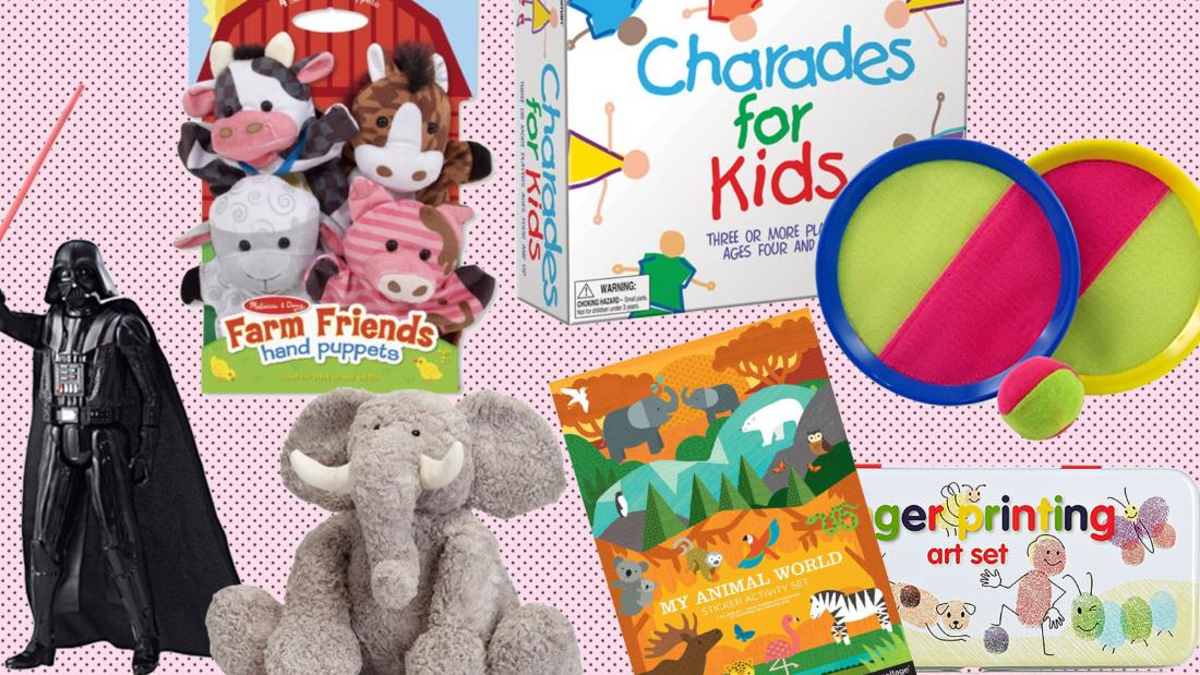 Treat your child to these fun Easter Basket gift ideas